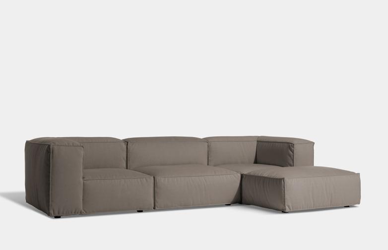 Asker Modular Sofa  - Beige Taupe