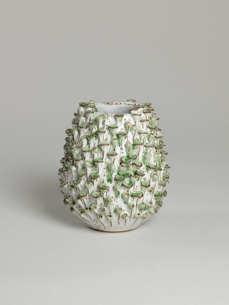 Egg Vase Green – XS