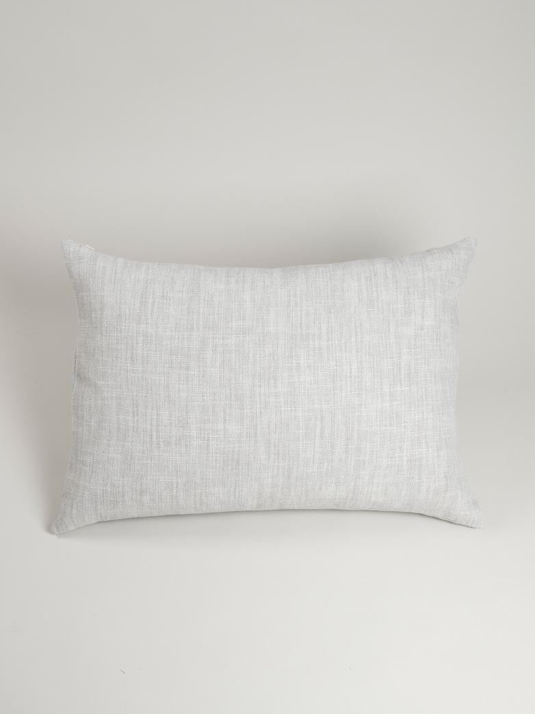 Astrid Cushion - 50 x 70 cm - Light Grey