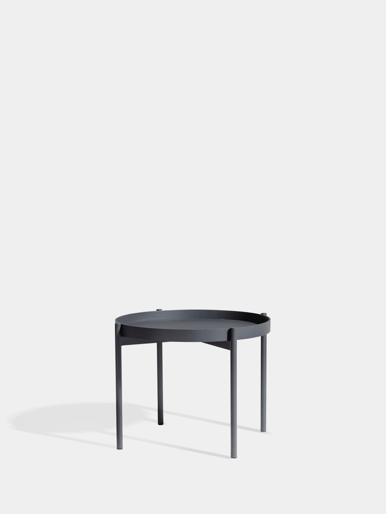 Saltö Lounge Table - Charcoal Grey