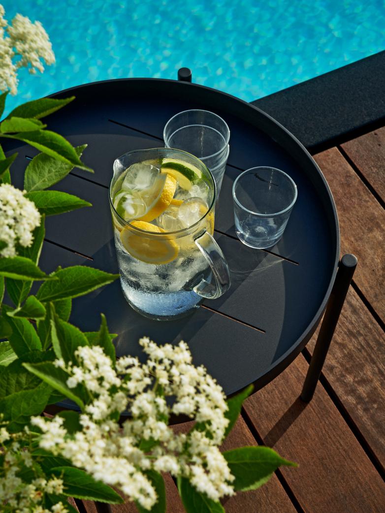 Saltö Lounge Table - Charcoal Grey