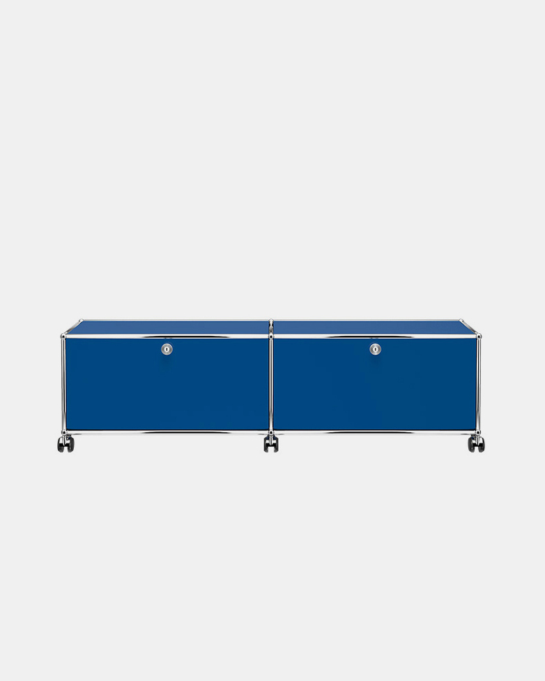Haller 18 - Gentian Blue