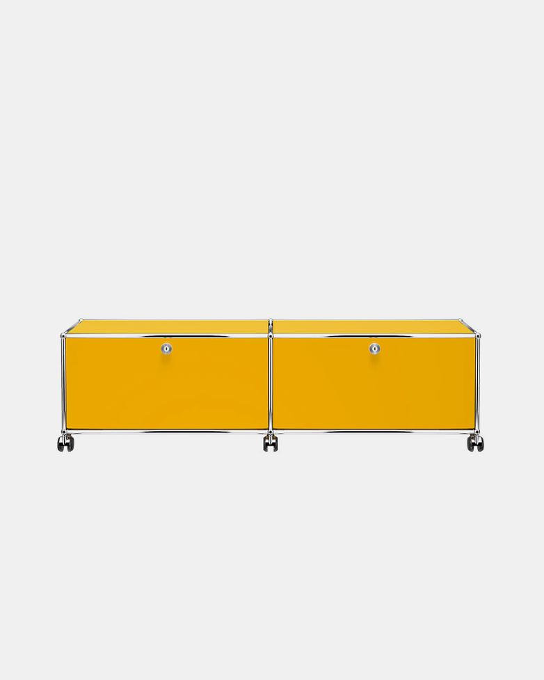 Haller 18 - Gold Yellow