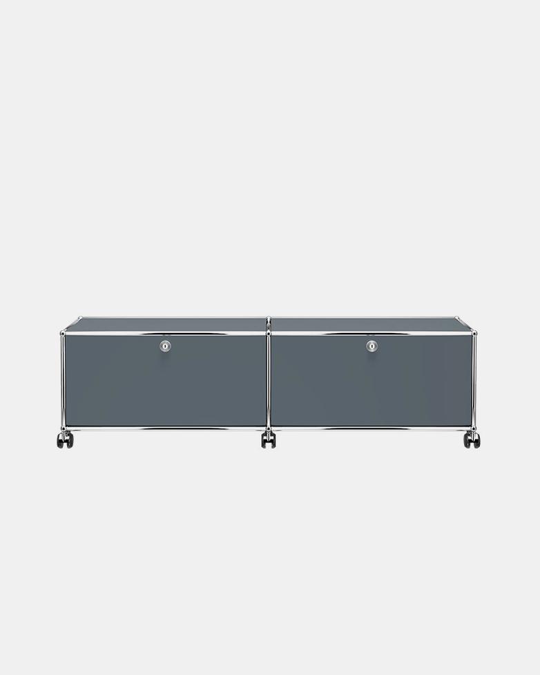 Haller 18 - Medium Gray