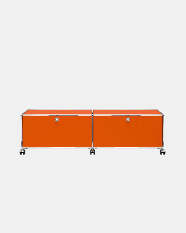 Haller 18 - Pure Orange