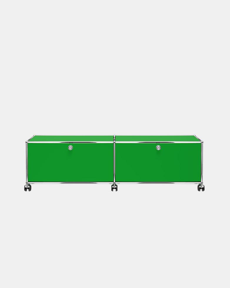 Haller 18 - Green