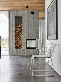 Resö Lounge Chair