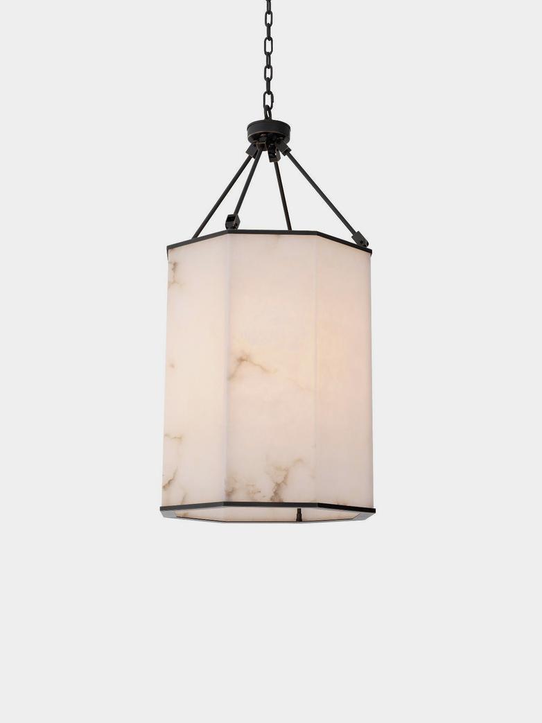 Alabaster Lantern - Large
