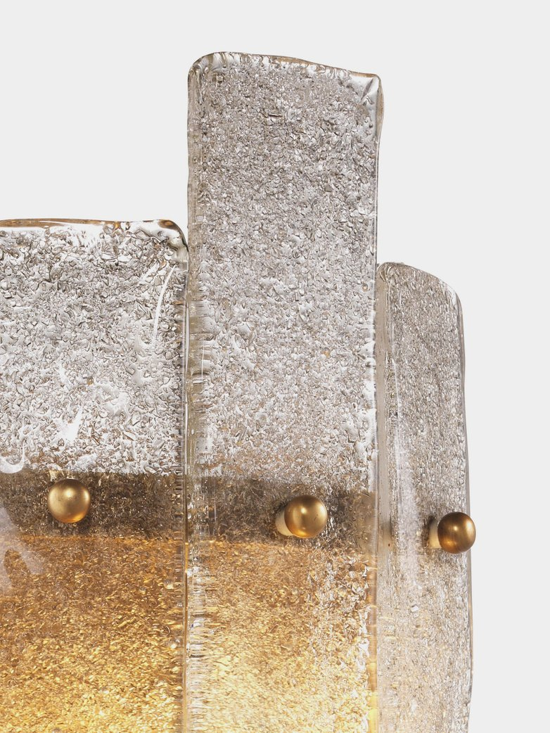 Treviso Wall Lamp - Antique Brass