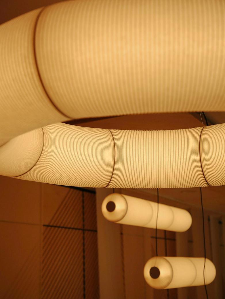 Tekiò Circular P8 Pendant