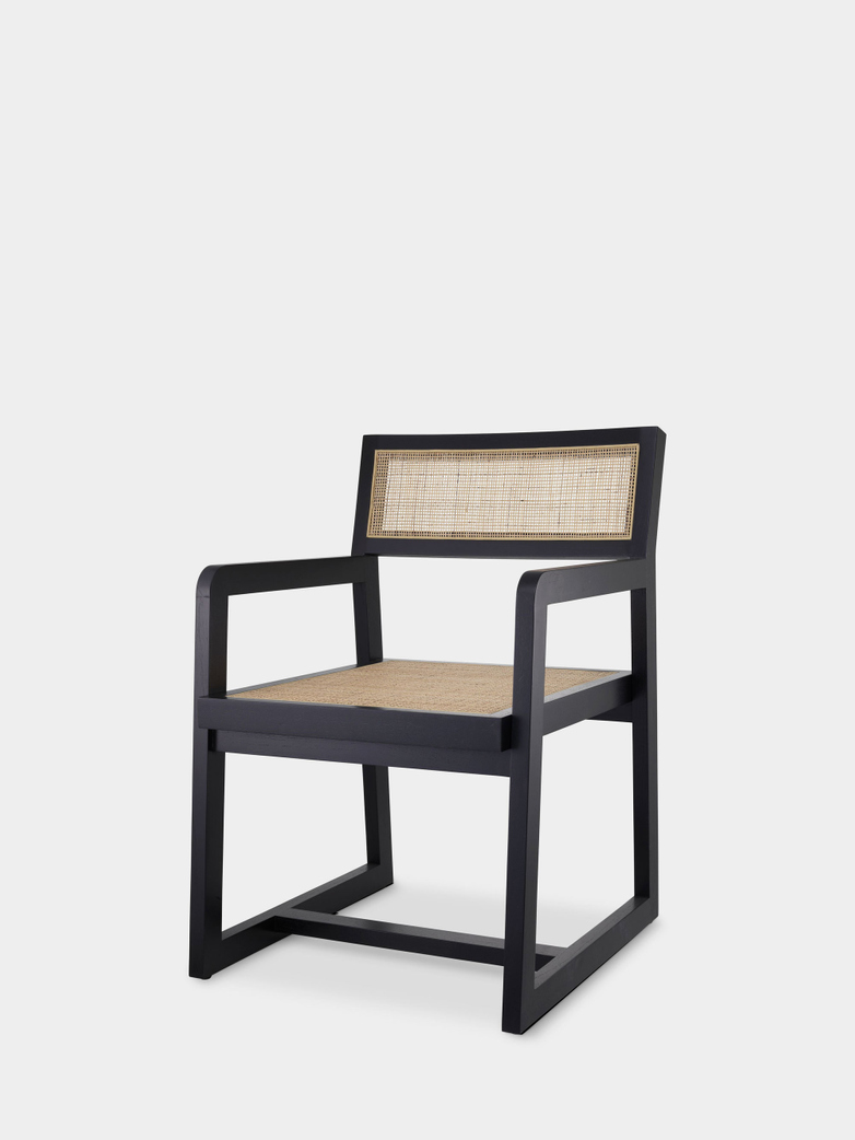 Esperia Dining Chair - Black