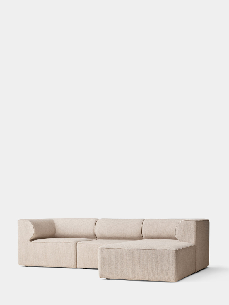 Eave Modular Sofa 3-Seater with Chaise Lounge