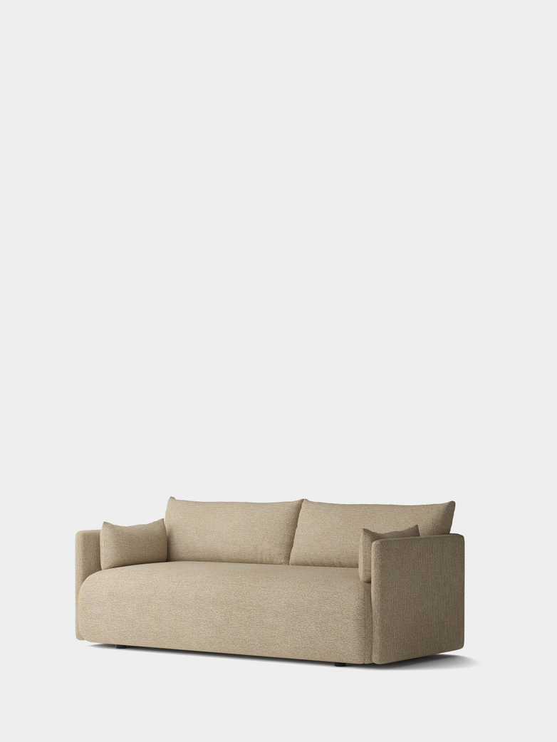 Offset Sofa 2-Seater