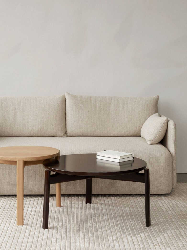 Offset Sofa 2-Seater