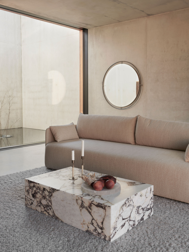 Offset Sofa 3-Seater
