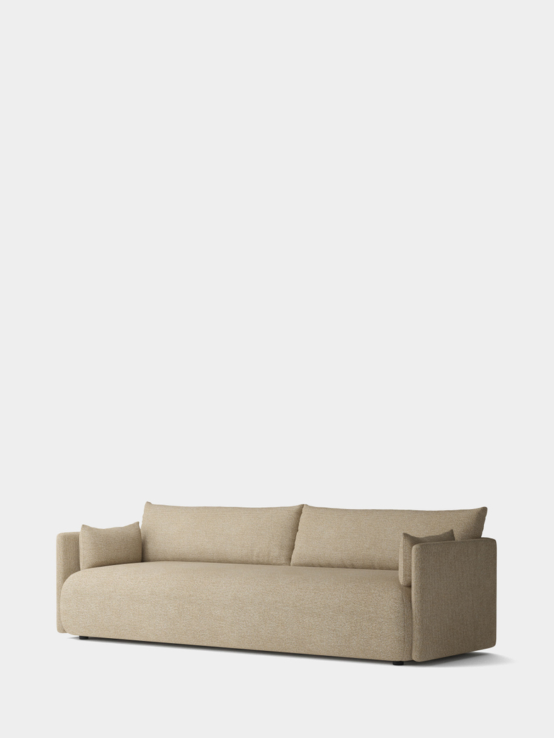 Offset Sofa 3-Seater