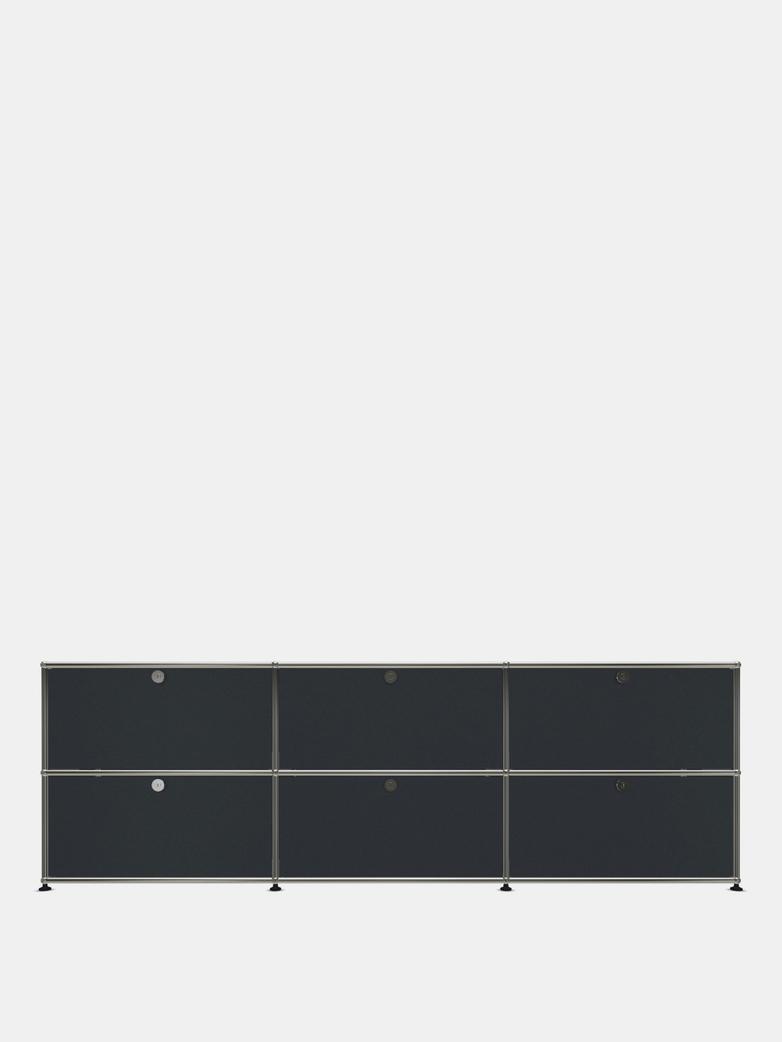 Haller C14 - Anthracit Grey