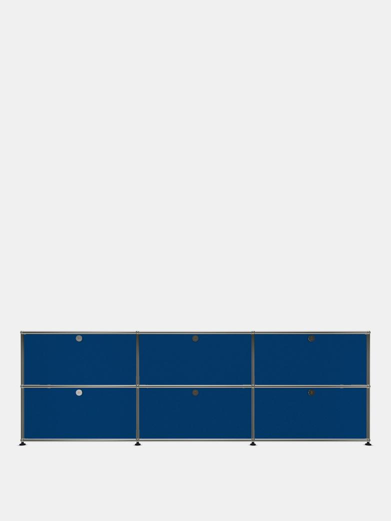 Haller C14 - Gentian Blue
