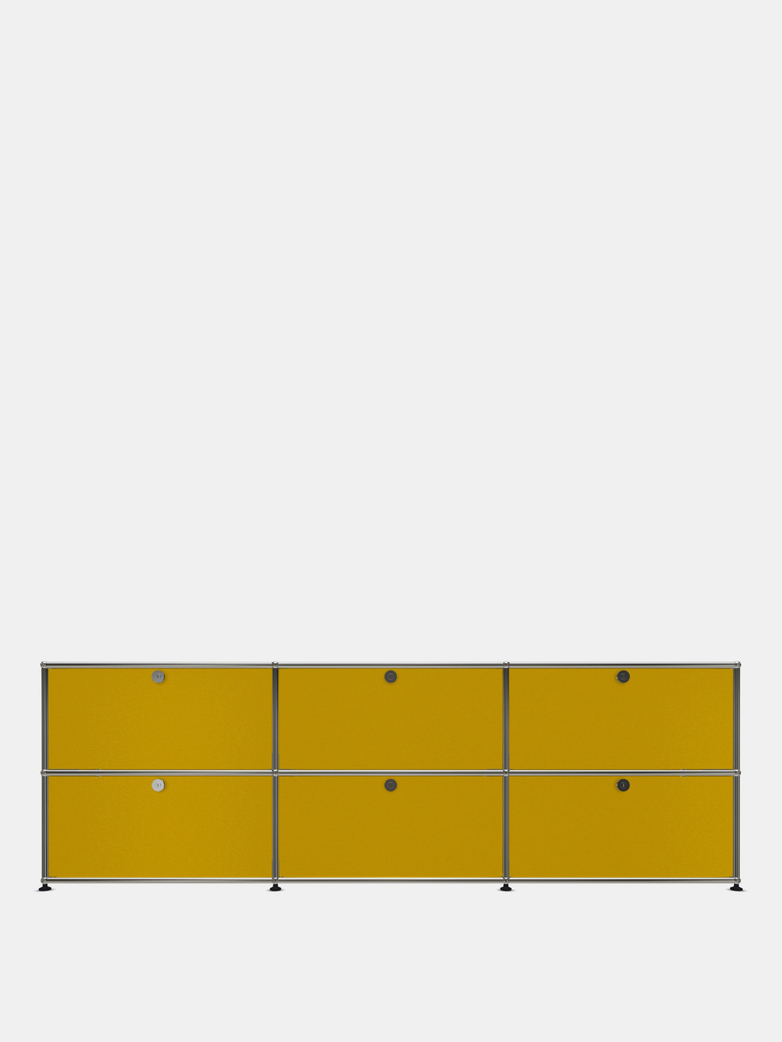 Haller C14 - Gold Yellow
