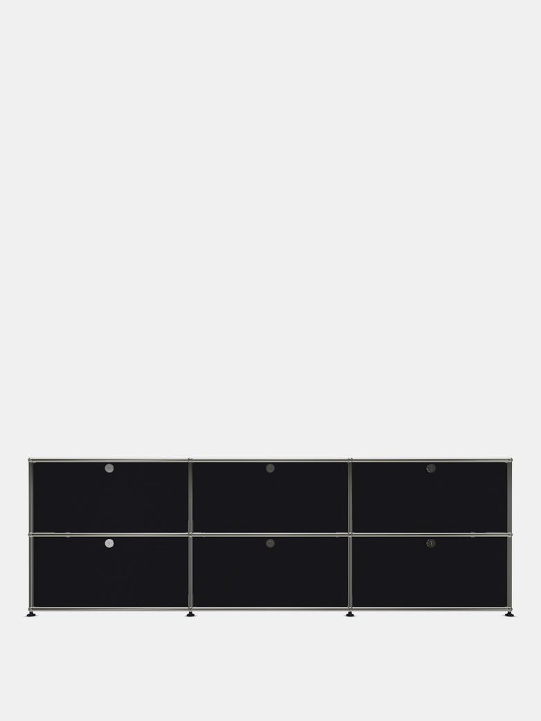 Haller C14 - Graphite Black