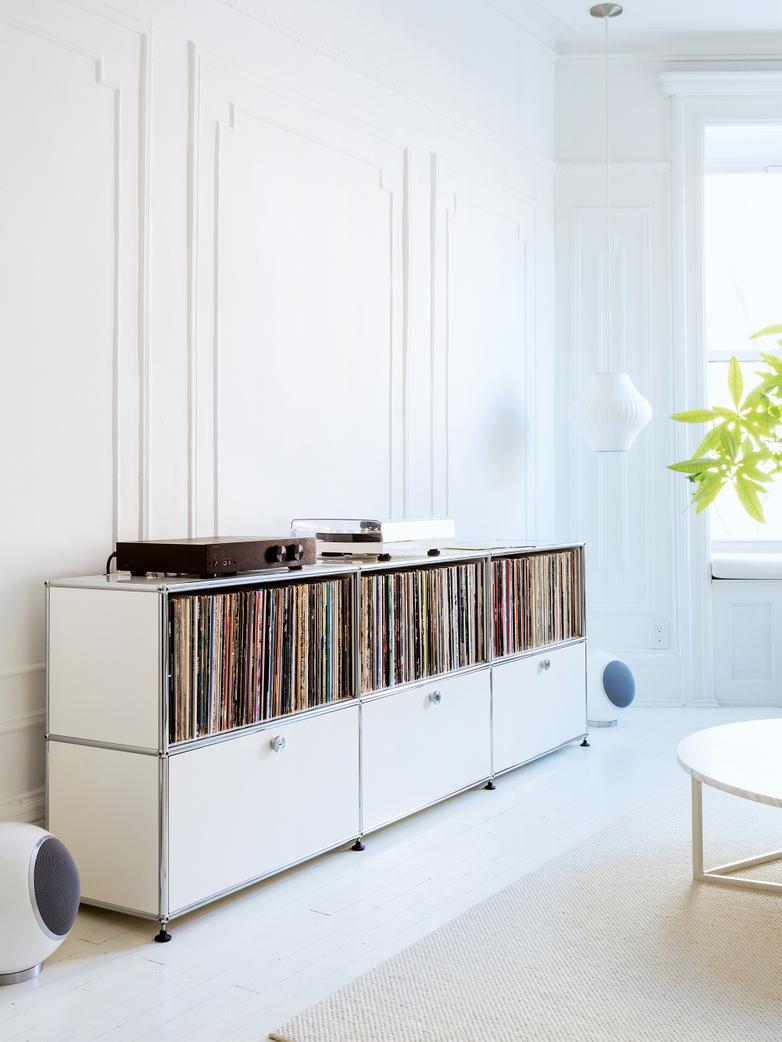 Haller C14 - Pure White