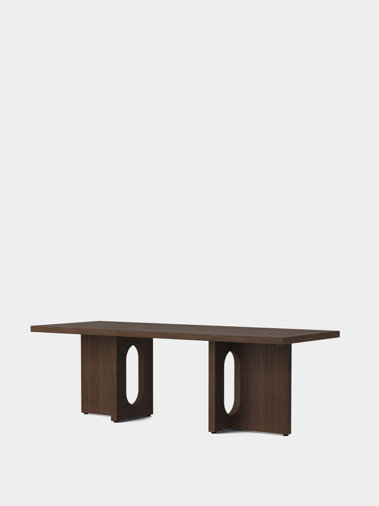 Androgyne Lounge Table - Oak