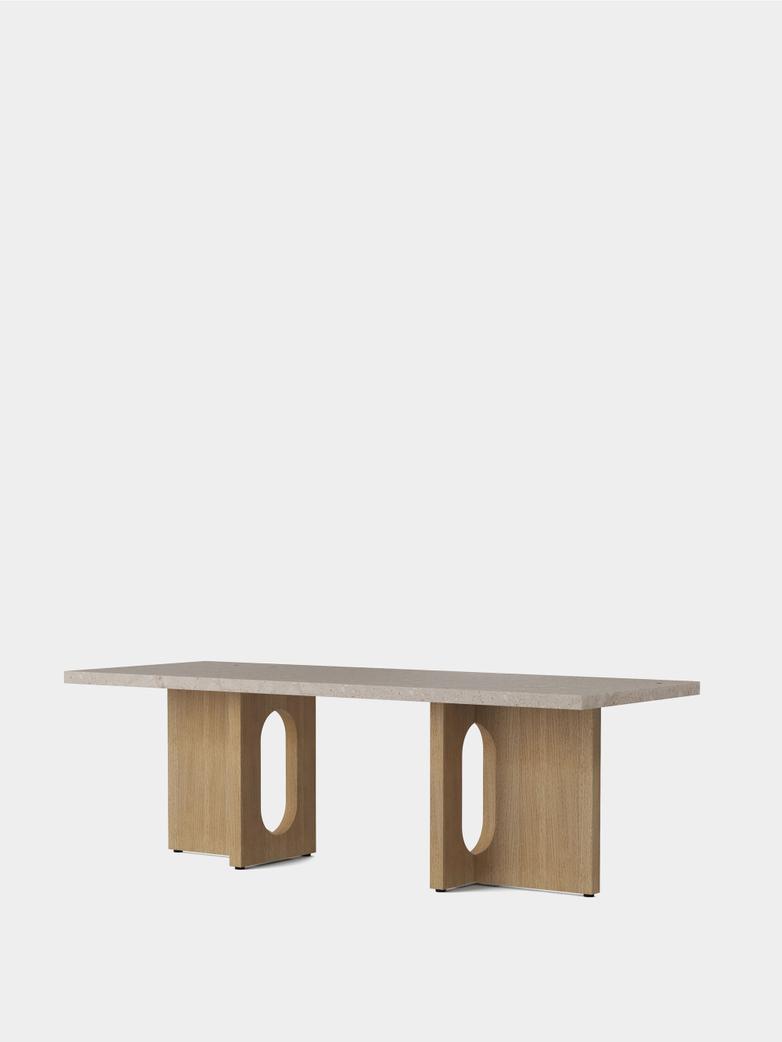Androgyne Lounge Table - Oak