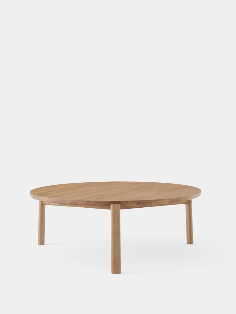 Passage Lounge Table - Natural Oak