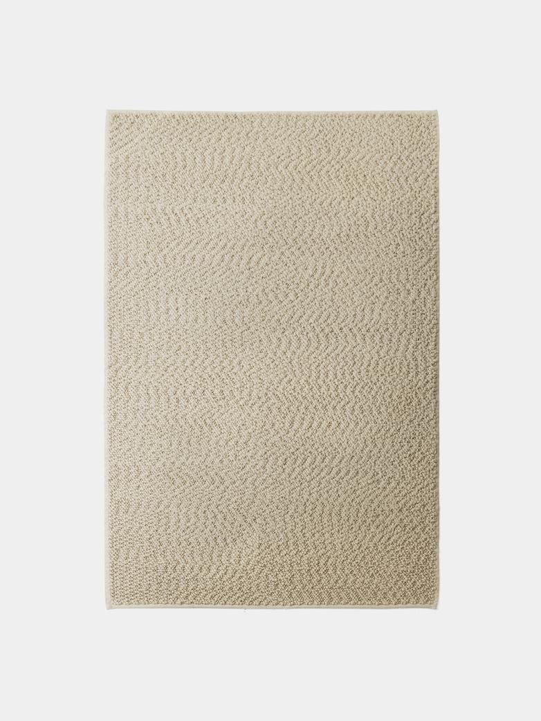 Gravel Rug 170 x 200 - Ivory