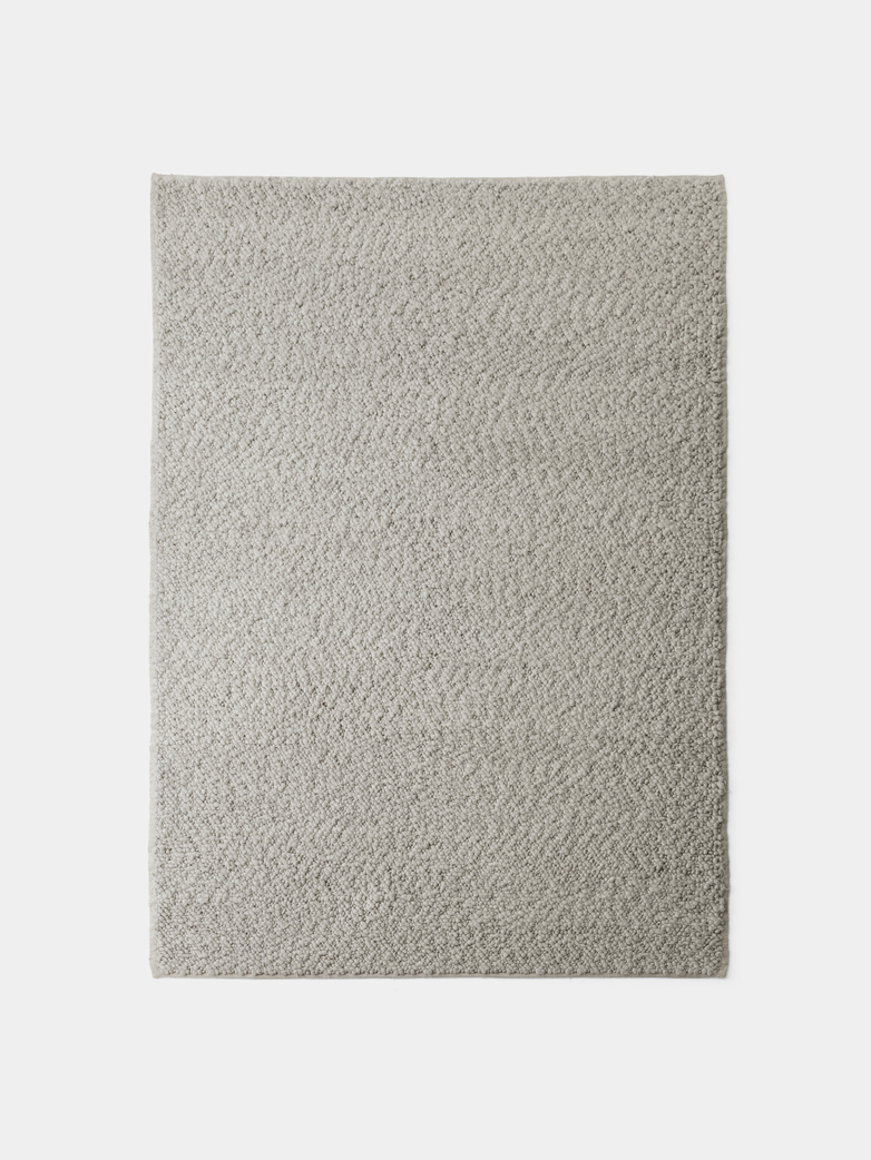 Gravel Rug 170 x 240 - Grey