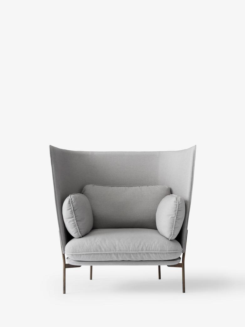 Cloud Lounge Chair Hight Back LN5
