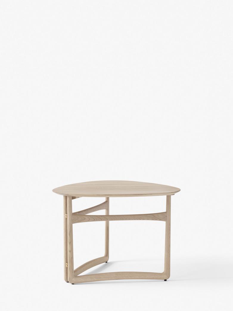 Drop Leaf HW5 Lounge Table - Soaped Oak