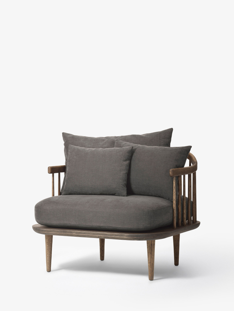 Fly Chair SC1 – Smoked Oiled Oak – Grey