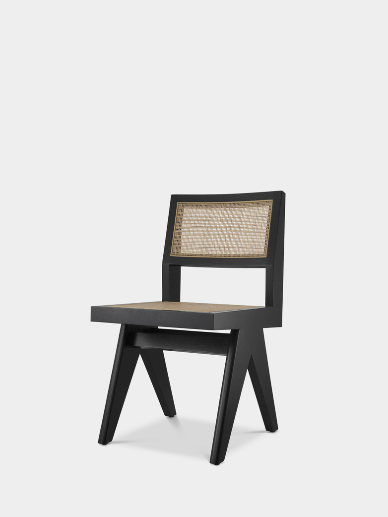 Sander Dining Chair - Black