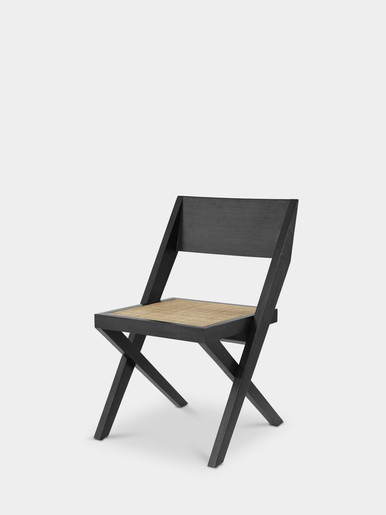 Giron Dining Chair - Black