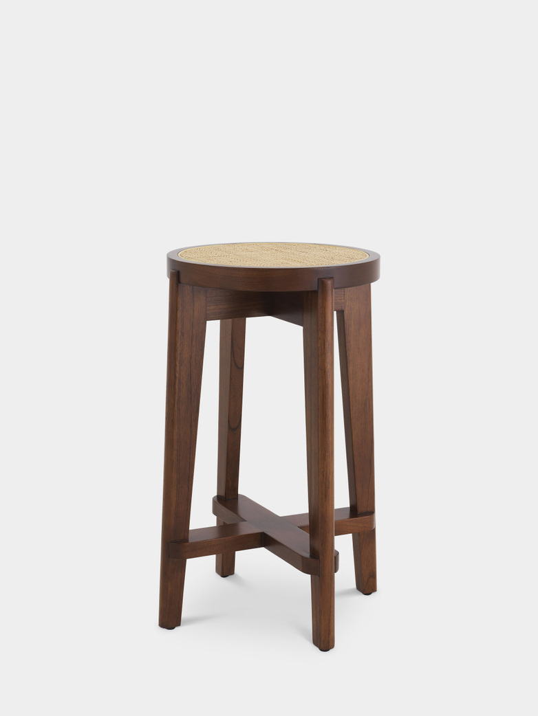 Marta Counter Stool - Brown