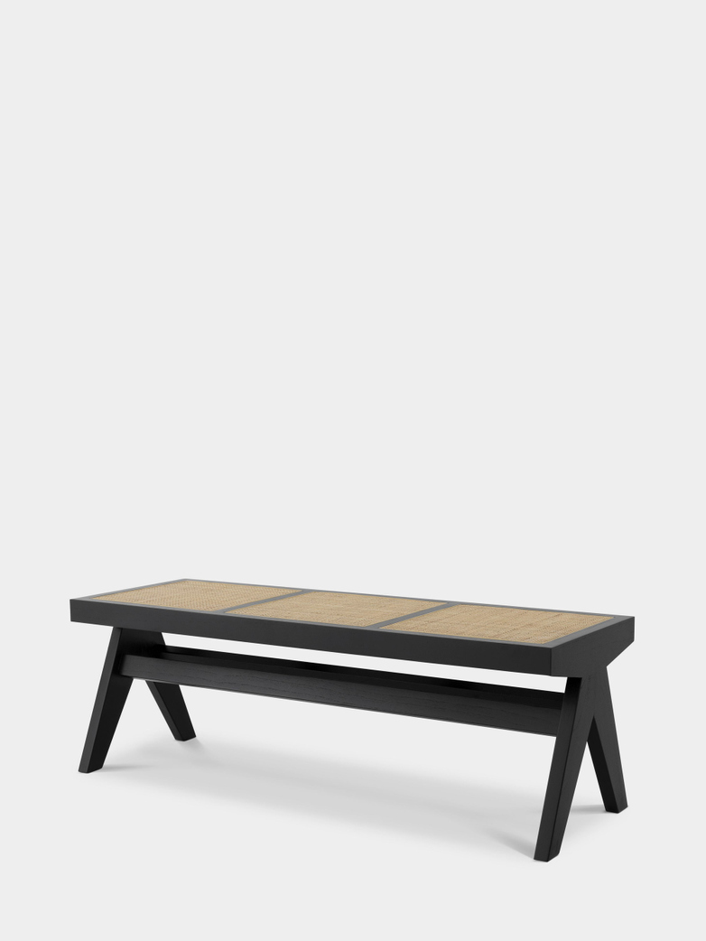 Ventasso Bench - Black