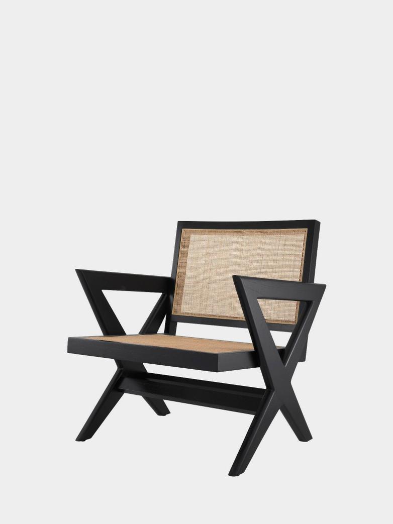 Cernon Armchair - Black