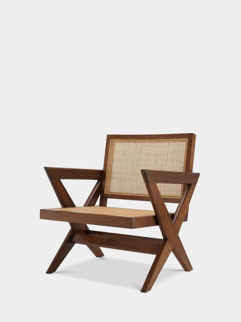 Cernon Armchair - Brown