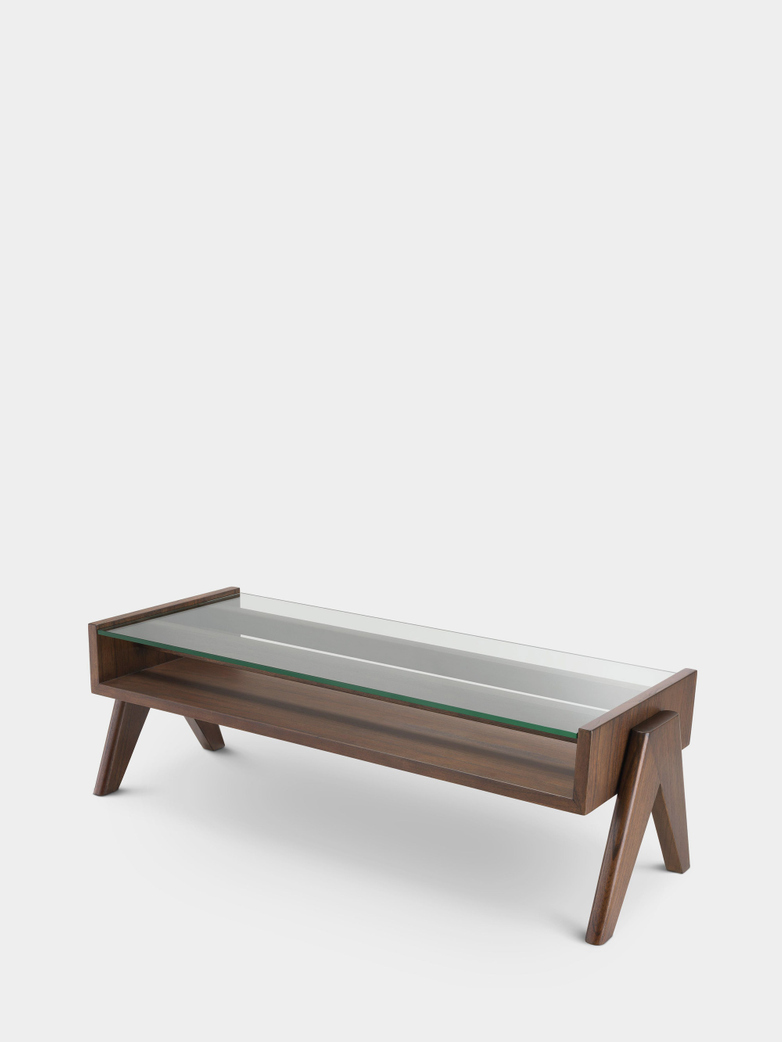 Milo Coffee Table - Brown