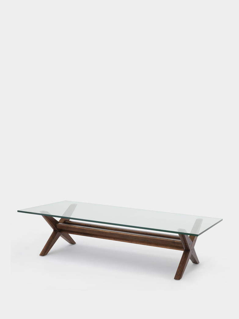 Lago Coffee Table - Brown