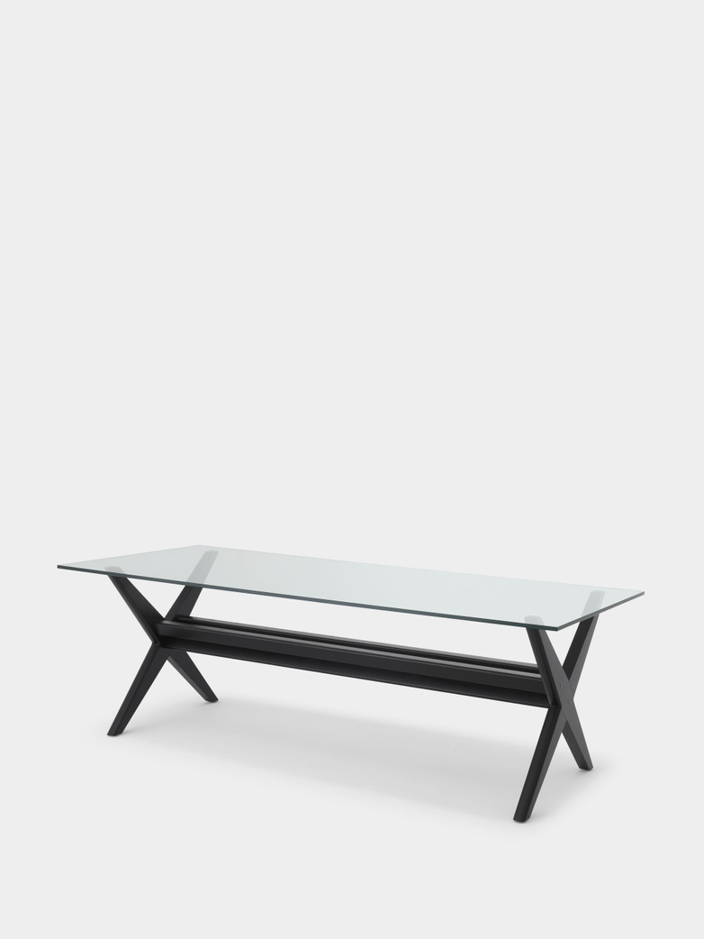 Lago Dining Table - Black