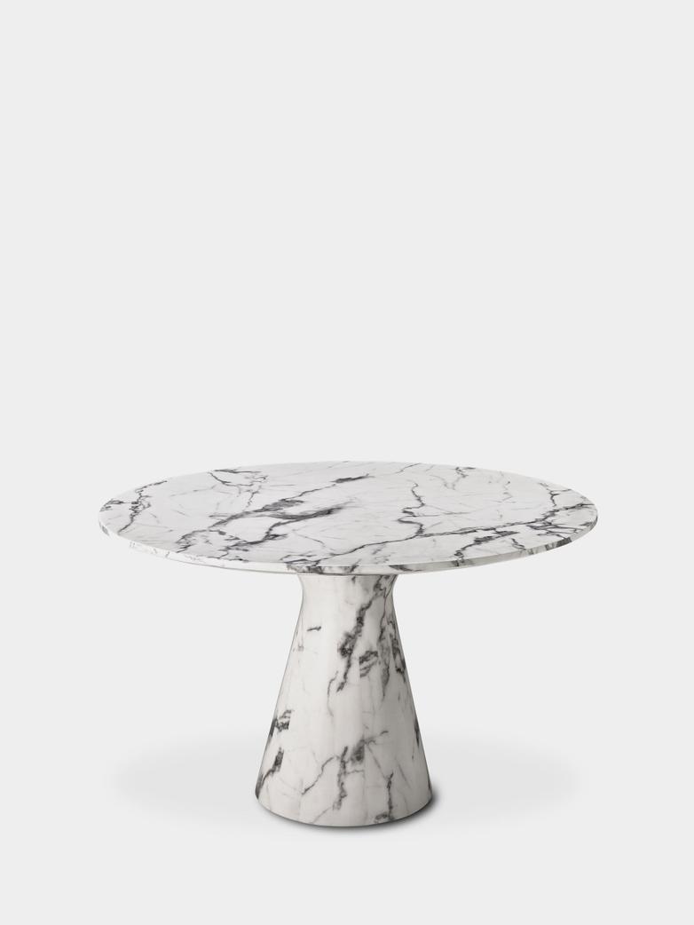 Sarzana Dining Table - White
