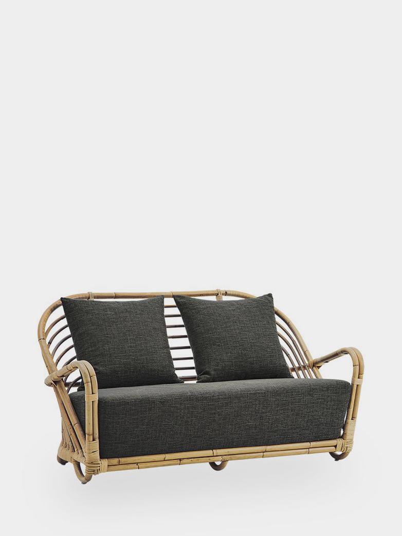 Charlottenborg Sofa - Dark Grey