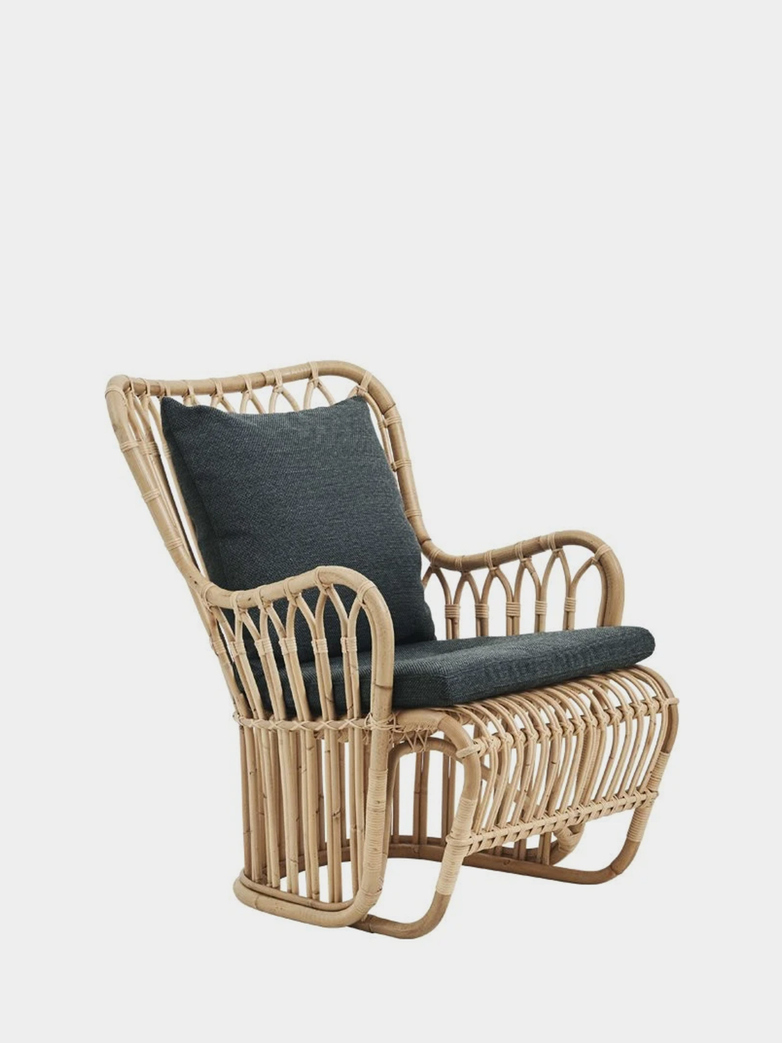 Tulip Chair - Yeti Blue