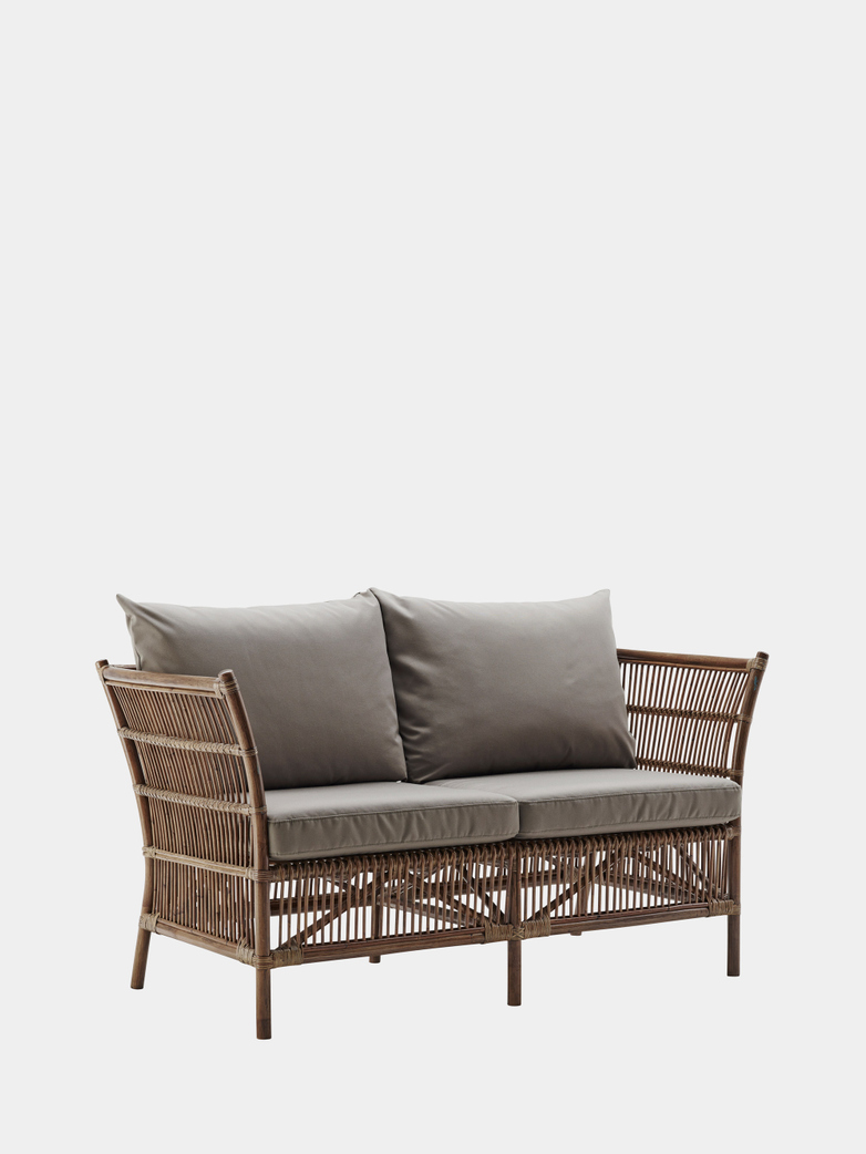 Donatello Sofa 2- Seater - Antique Brown