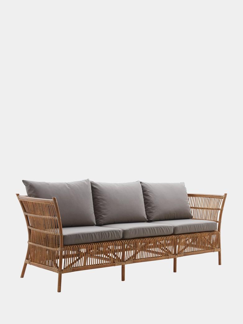 Donatello Sofa 3- Seater - Antique Brown