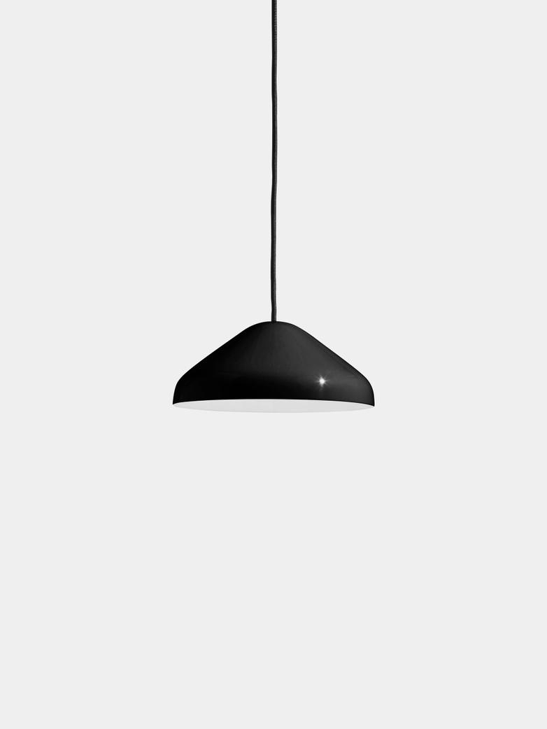 Pao Steel Pendant 23 cm -  Soft Black