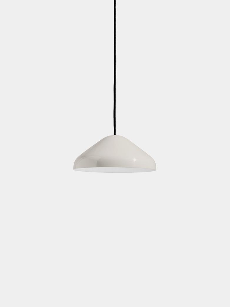 Pao Steel Pendant 23 cm -  Creme White