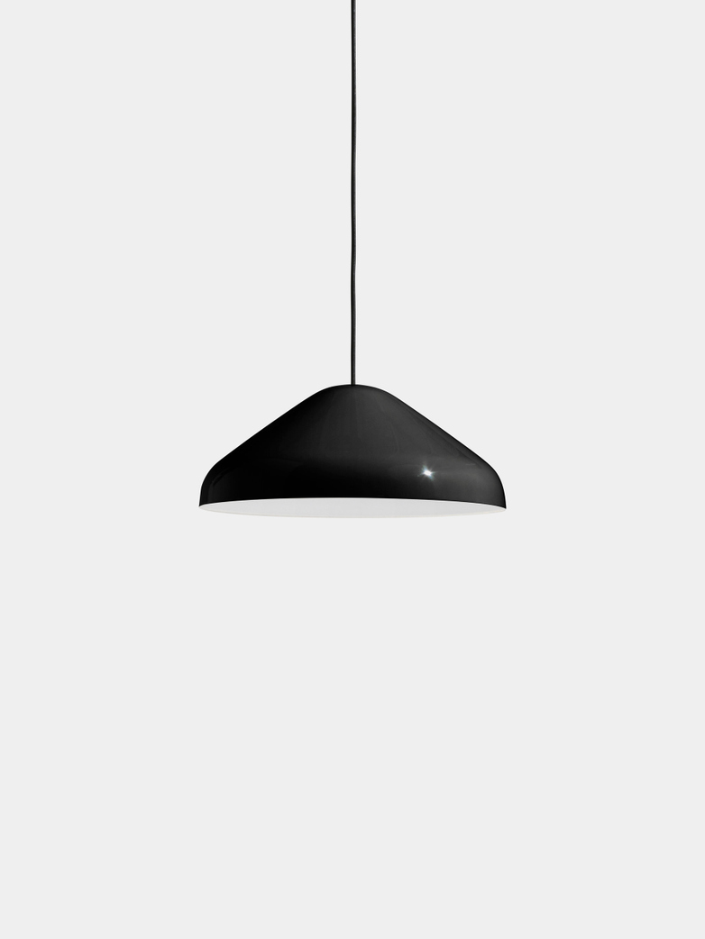 Pao Steel Pendant 35 cm -  Soft Black